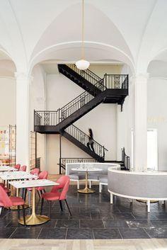 the Quirk Hotel Lobby | wanderlust design tour via coco kelley