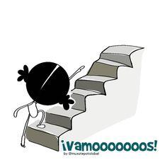 El comienzo, ¡¡de muuucho! ¡Vamooooos! EeeegunonMundo!! #lunes #actitud #energía ¡¡¡Compártelo!!!