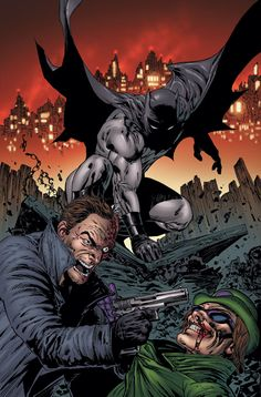Batman by Tony Daniel #artwork #comic #DC . Pin and follow @Rodrigo Waissman Waissman Hernandez pyra elcapo