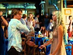 "I always loved this scene from the movie #aquamarine. it reminds me of high school. Weezer's ""Island in the Sun"" great song!:]"