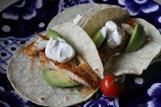 Baja Fish Tacos | Brittany's Pantry More