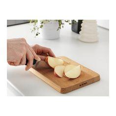 PROPPMÄTT Chopping board, beech