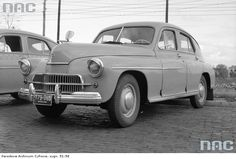 "Poland, ""Warszawa"", 1952-58."