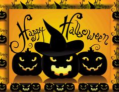Resultado de imagen de gifs separadores de halloween