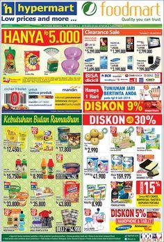 Hypermart: Promo Koran Weekday Periode 7 - 10 Juli 2014 (Balikpapan & Samarinda) @hicard_id