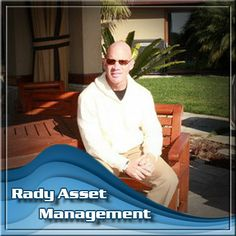 Harry Rady of Rady asset Management in La Jolla, California Asset Management, La Jolla, Wealth, Investing, Make It Yourself, Canning, Marketing Ideas, Business, How To Make