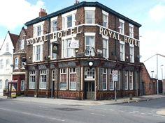 The Royal Hotel, Liverpool, Merseyside