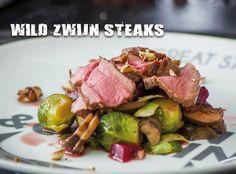 Wild zwijn steaks | Benegas Light Recepten