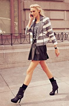 MARC BY MARC JACOBS Jacket, Camisole & Skirt #Nordstrom #FallTrend