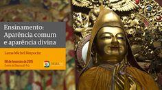 Aparência comum e aparência divina com Lama Michel Rinpoche - Parte 2