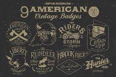 Image result for vintage badge logo