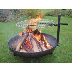 BBQ unit voor vuurbak - Houtbranders - Outdoorkoken