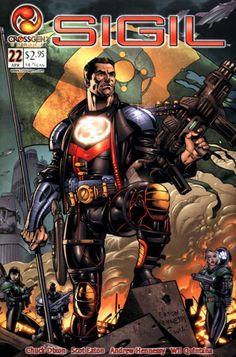 CrossGen Comics Characters   ... Comic Collector Connect » Comic Database » Sigil (CrossGen) » #22