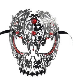 Demon Mask- Angels and demons-US $30.00 New with tags in Clothing, Shoes & Accessories, Costumes, Reenactment, Theater, Accessories