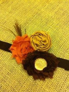 Fall headpiece