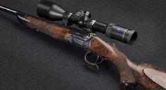 Johann Fanzoj - Custom built weapons - Single shot stalking rifles - Single Shot Rifle – Tradition & Innovation