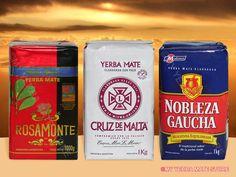 YERBA MATE - Rosamonte - Cruz de Malta -  Nobleza Gaucha - 3 Kilos - FREE Shipping #Rosamonte #YerbaMate #RedWhiteBlue