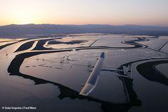 solar powered plane called the Solar Impulse