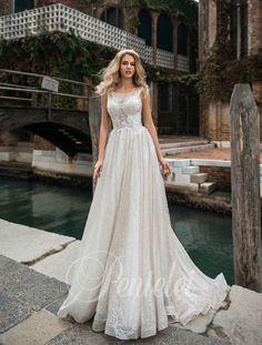 Suknia ślubna Pentelei 2244