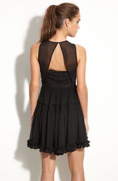 You can't go wrong with a Little Black Dress this cute! Nordstrom.com $328