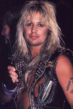 February 8, 1961 – Vince Neil of Motley Crue is born Vince Neil Wharton in Hollywood, California.