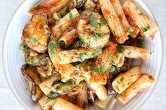 Grilled Vegetable Rigatoni