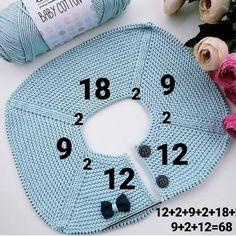 Best 12 💕💕 👏💖💐👼 İpim la mia baby cotton için 12 2 9 2 18 2 9 2 20 s Baby Knitting Patterns, Crochet Vest Pattern, Knitting For Kids, Knitting For Beginners, Knitting Stitches, Baby Patterns, Crochet Patterns, Start Knitting, Easy Knitting