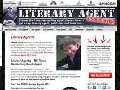 Source For Finding and Getting Literary Agents | Mark Malatesta from Literary Agent Undercover is a great book marketing coach and awesome resource for every writer and author who wants to get published!