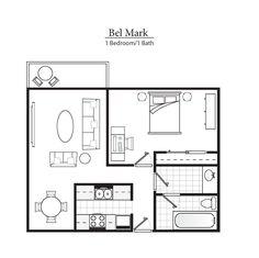 Bel Mark Apartments San Leandro