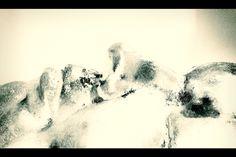 Silencio blanco, por Pablo de la Peña (foto) y Abraham Coco (texto), en Diafragma 183, su blog a dos en FronteraD