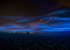 """the northern light of the Netherlands"" by Studio Roosegaarde"