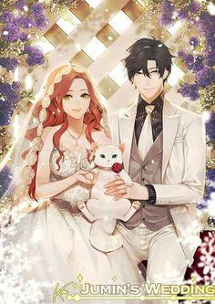 Jumin - MC | Wedding