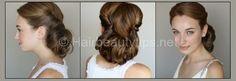 Classic 1950′s Hair Tutorial