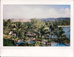 Using an instant camera on vacation.. my plan for Africa :-)