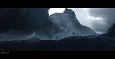 Andromeda by Mark Kolobaev | Sci-Fi | 2D | CGSociety