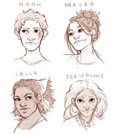 Why does Persephone look old...?