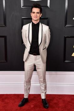 Panic! at the Disco (Brendon Urie)- Grammy Awards 2017
