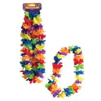 ♦♦ You just can't have a Laua without some flower leis! ♦♦ #DTGraduationParty