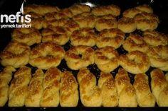 Tuzlu Kuru Pasta ( Pastane Kurabiyesi ) Tarifi