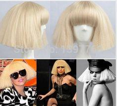 $20.98 (Buy here: https://alitems.com/g/1e8d114494ebda23ff8b16525dc3e8/?i=5&ulp=https%3A%2F%2Fwww.aliexpress.com%2Fitem%2FMISS-00739-Vogue-Women-Short-Blonde-Back-Sides-Puffy-Sexy-LADY-GaGa-Cosplay-Wigs-Wig-CAP%2F32258421962.html ) MISS 00739 Vogue Women Short Blonde Back&Sides Puffy Sexy LADY GaGa Cosplay Wigs+ Wig CAP for just $20.98