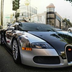 Bugatti Veyron  Follow @Exotic_Performance  Freshly Uploaded To www.MadWhips.com  Photo by @crj_photography