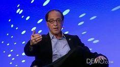 Ray Kurzweil at DEMOfall 2012