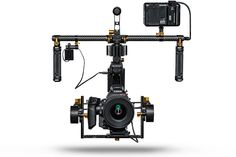 For the last two years the largest innovation in camera support and movement has to be the motorized gimbal. These devices have taken the filmmaking and video industry by storm. It's hard to find one industry blog or magazine who isn't ta...