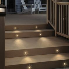 Cottage Stair Lights By CLI Electric | Via HomeStars.