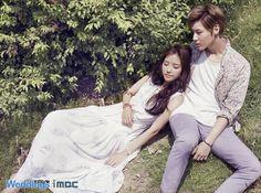 Naeun and taemin really dating