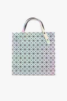 414f2820b1 Issey Miyake BAO BAO Prism Large Tote (Rainbow) Everyday Bag