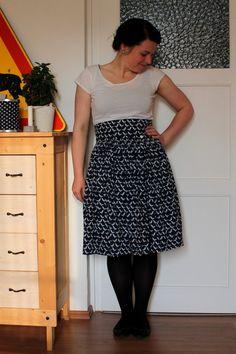dirndl-skirt