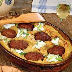 Hungarian Cuisine, Feta, Mashed Potatoes, Cauliflower, Recipies, Paleo, Food And Drink, Cooking Recipes, Vegetables