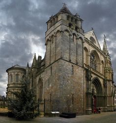 Vannes Cathedral Wikimedia
