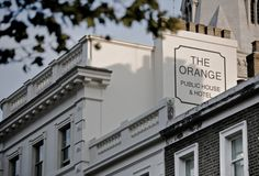 The Orange hotel – a laid-back-but-luxurious haven tucked away above a stylish restaurant and popular pub – is your own personal bolthole in one of London's most exclusive enclaves.